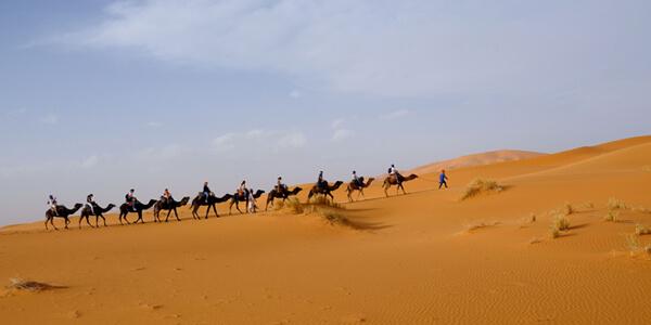 Merzouga Destination Vacances